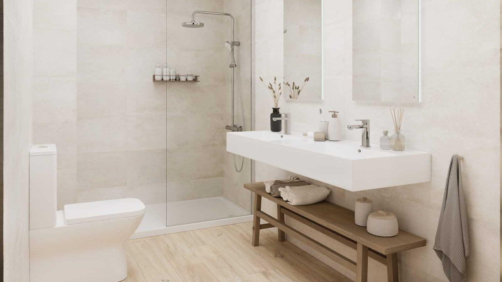 Bath B Tanzania Almond Newport Natural